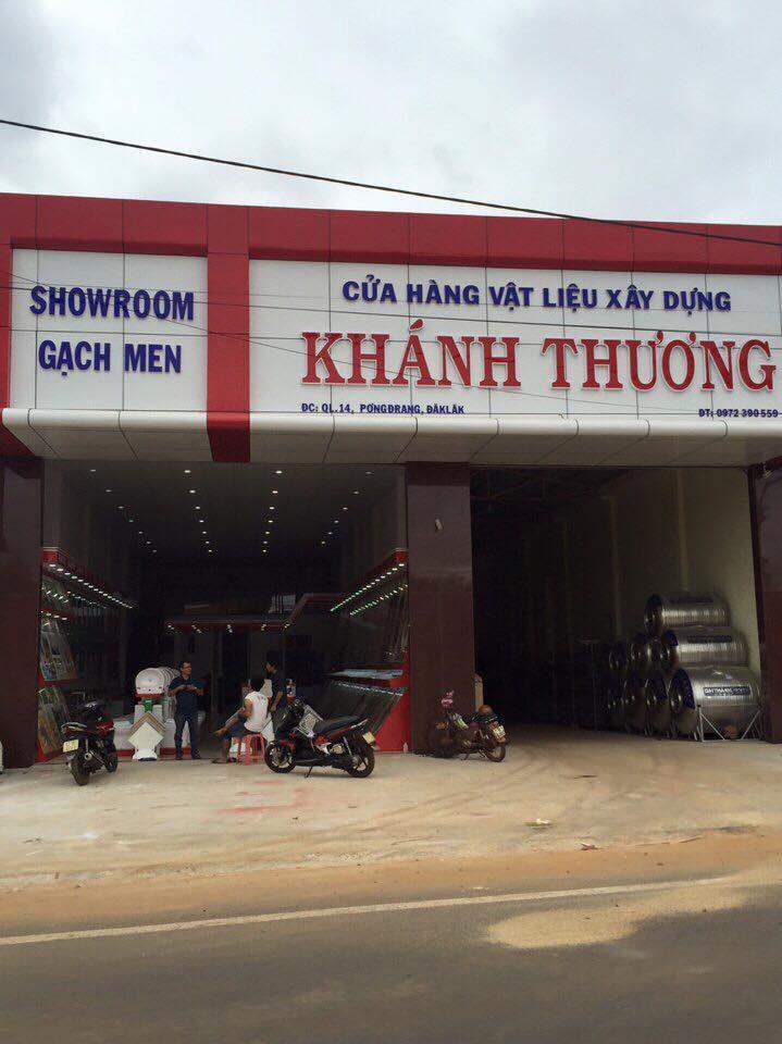 showroom Khánh Thương ở Buôn Hồ - Đắk Lắk