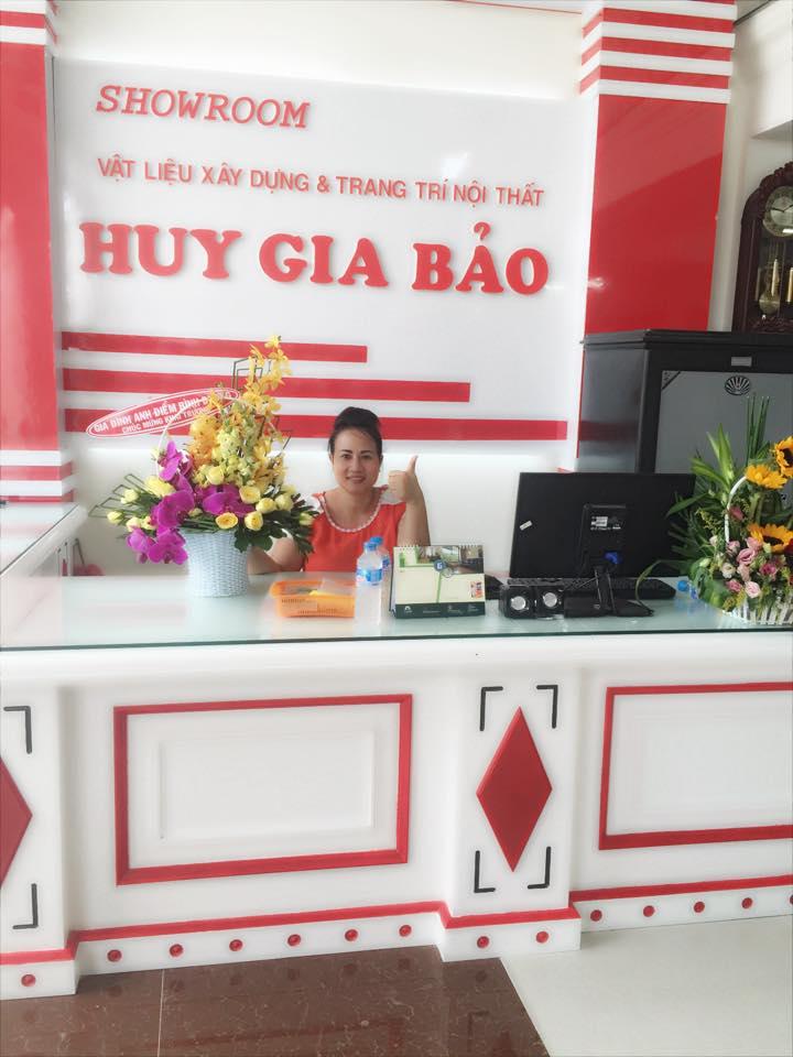 Showroom Huy Gia Bảo