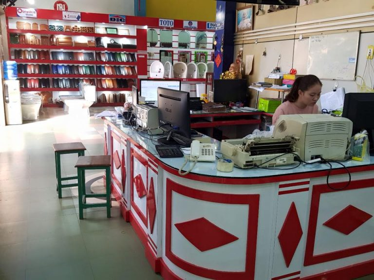 howroom THANH ở Long Khánh