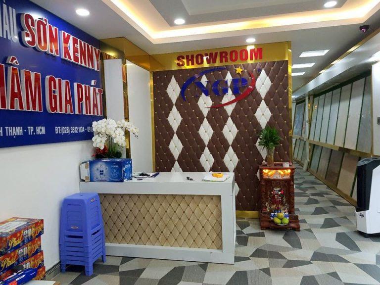 showroom NHÂM GIA PHÁT