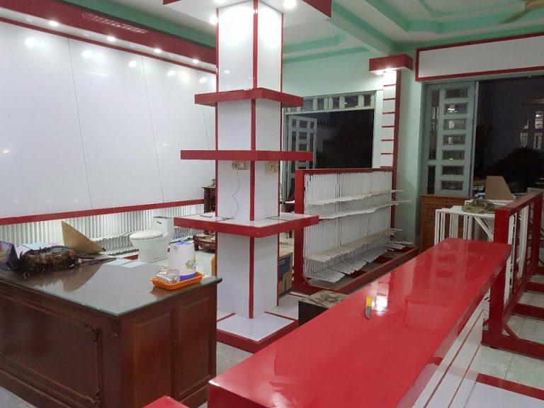Showroom NĂM HƠN ở Hooc Môn