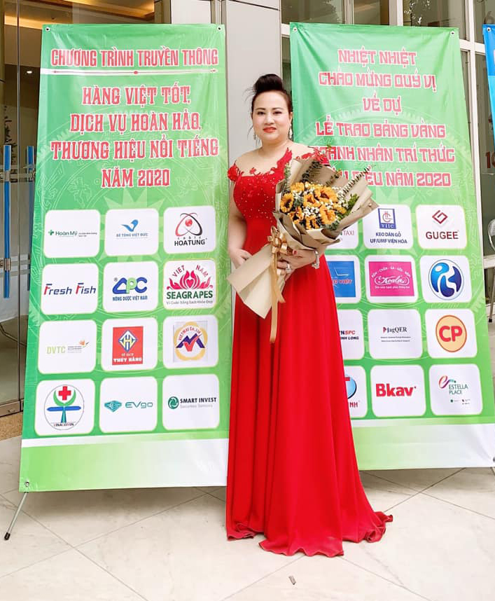 CEO Đào Thuý Hằng